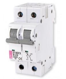 Wyłącznik nadprądowy ETIMAT 6 1p+N B10 ETI 002112514