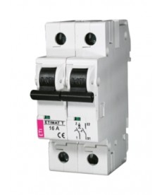 Ogranicznik mocy ETIMAT T 1p+N 25A ETI 002181081
