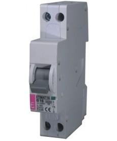 Wyłącznik nadprądowy ETIMAT 1N 1p+N C13 6kA ETI 002191123