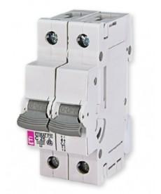 Wyłącznik nadprądowy ETIMAT P10 2p Z1 ETI 270124109