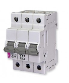 Wyłącznik nadprądowy ETIMAT P10 3p D1 ETI 270132104
