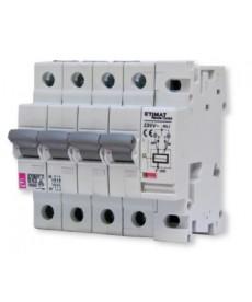 Wyłącznik nadprądowy ze zdalnym sterowa ETIMAT RC 3p+N C32 ETI 633241100