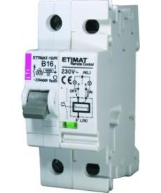 Wyłącznik nadprądowy ze zdalnym sterowa ETIMAT RC 1p C63 ETI 636301108