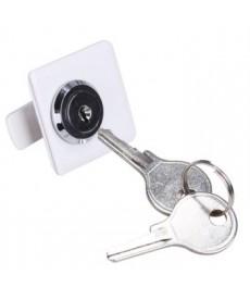 Zamek metal + 2 klucze do ECG ECG-L2K ETI 001100205