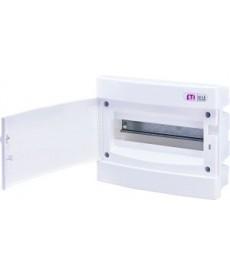 Obudowa podtynkowa 12 mod. drzwi białe ECM12PO ETI 001101015