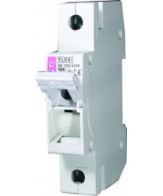Rozłącznik bezpiecznikow VLD01 16A 1p