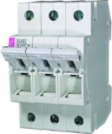 Rozłącznik bezpiecznikow VLD01 16A 3p