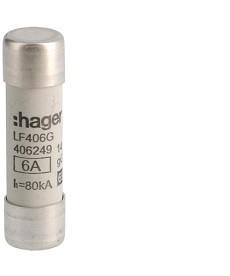 Bezpiecznik cylindryczny 14x51 gG 6A