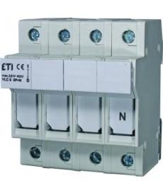 Rozłącznik bezpiecznikowy VLC 8x31L 3p+N ETI 002525100