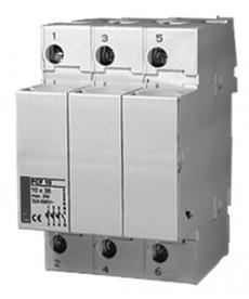 Rozłącznik bezpiecznikowy PCF 8 3p ETI 002530004