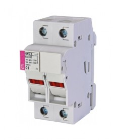 Rozłącznik bezpiecznikowy z adapterem EFD 10 2p LED AD ETI 002540313