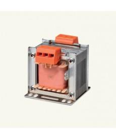 Transformator 1-fazow bezpieczeństwa TR 1f 12-0-12V 100VA