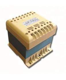 Transformator 1-fazow bezpieczeństwa TR 1f 0-12V 63VA TH