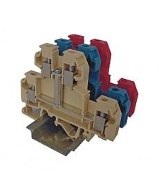 Złączka gwintowa – piętrowa (4 mm2) VS 4 NAI ETI 003901300