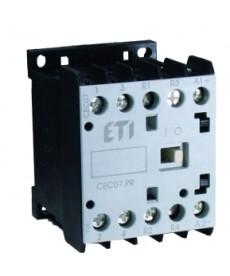 Stycznik silnikowy miniaturowy CEC012.01 24V-DC ETI 004641105