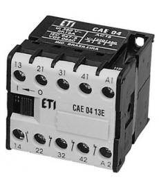 Stycznik pomocniczy CAE04.22-230V-50/60Hz ETI 004641343