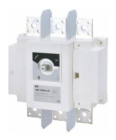 Rozłącznik LBS 1000 3P ETI 004661455