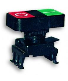 Podświetlany napęd pokrętny piórkiem tr HN66C1 ETI 004770160