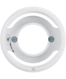 R.1/R.3 Płytka czołowa do sygnalizatora świetlnego E14, biały, połysk