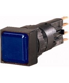 Lampka sygnalizacyjna soczewka niebiesk Q18LF-BL EATON 088270