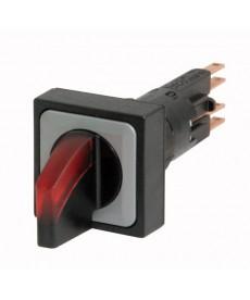 Przełącznik podświetlany 2 położenia,cz Q25LWK1R-RT/WB EATON 040381
