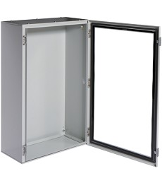 orion+ 950x600x300 mm Obudowa stalowa do wyposażenia, drzwi transparentne