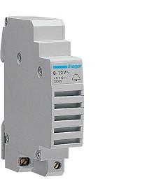 DZWONEK NA SZYNĘ 230V 0,03A HAGER SU212