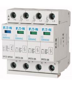 Ogranicznik przepięć SPCT2-335-3+NPE EATON 167622