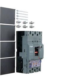 Wyłącznik mocy h630 3P 50kA 400A LSI