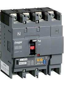 Wyłącznik mocy h250 4P 50kA 250A LSI
