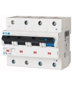 Wyłącznik nadprądowy serii AZ 3N-bieg. AZ-3N-C100 EATON 211808