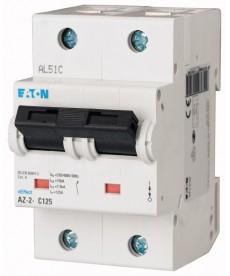 Wyłącznik nadprądowy serii AZ 2-bieg. AZ-2-C125 EATON 211810