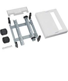 universN Blok dla zacisków szeregowych i aparatury mod. pionowo 300x250mm