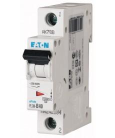 Wyłącznik nadprądowy 1-bieg PLSM-B40-MW EATON 242184