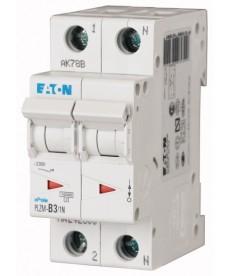 Wyłącznik nadprądowy 1+N-bieg PLZM-B3/1N-MW EATON 242300