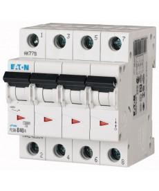 Wyłącznik nadprądowy 4-bieg PLSM-D40/4-MW EATON 242639