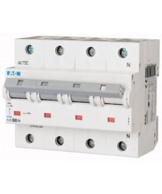 Wyłącznik nadprądowy 3+N-bieg PLHT-B80/3N EATON 248056