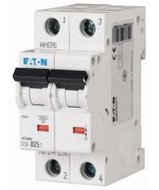 Wyłączniki nadprądowy 2-bieg CLS6-B63/2-DP EATON 270380