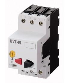 wył. Silnik. 0,4A 0,09kW z nap przycisk PKZM01-0,4 EATON 278477