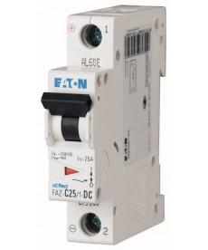 Wył. nadprądowy na prąd stały (1-bieg.) FAZ-C13/1-DC EATON 279127