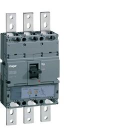 Wyłącznik mocy h1000 3P 50kA 630A LSI