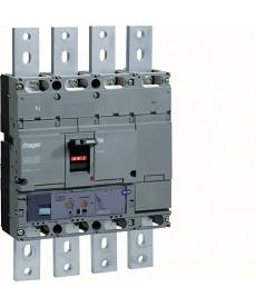 Wyłącznik mocy h1000 4P 50kA 630A LSI