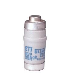 Wkładka topikowa ultraszybka D02 UQ gR 25A/400V ETI 004312002