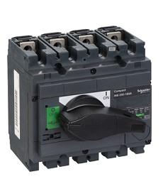 Rozłącznik INS250 160A 4P SCHNEIDER 31105