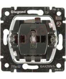 Sistena łącznik schodowy podśw.ziel., Legrand 775602