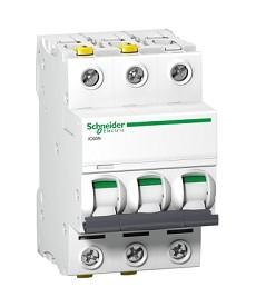 Wyłącznik nadprądowy iC60N-D50-3 D 50A 3-biegunowy SCHNEIDER A9F05350