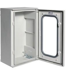 orion+ 500x300x200 Obudowa box autom./dystryb. drzwi transparentne (poliester)