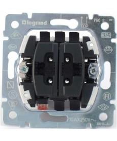 Sistena przycisk do sterowania roletami, legrand 775814