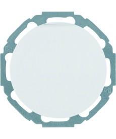 R.1/R.3 Gniazdo SCHUKO z pokrywą biały, połysk
