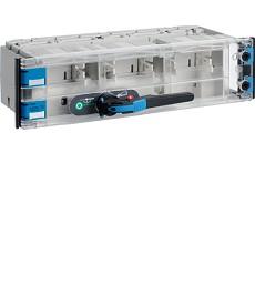 LLG-2 rozłącznik z bezp. poz, 3faz. 400/5 A, NO/NZ, EKB, SKL, prawy, 3-b, AC22B